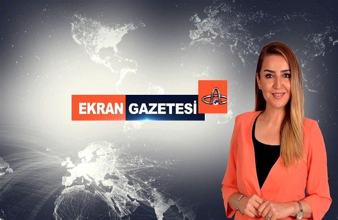 EKRAN GAZETESİ - EMEKLİ SUBAY ÖZCAN GÜRSOY 25 02 2021