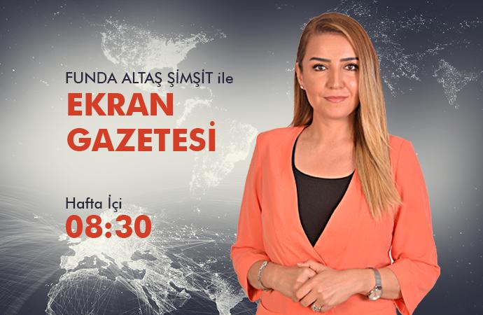 EKRAN GAZETESİ - ORDU ANADOLU LİSESİ MEZUNLARI DER  BŞK  BERKAY EREN 08 06 2020