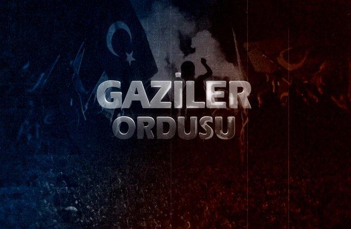 GAZİLER ORDUSU  - KIBRIS GAZİSİ KATİP ELMALI 21 02 2021