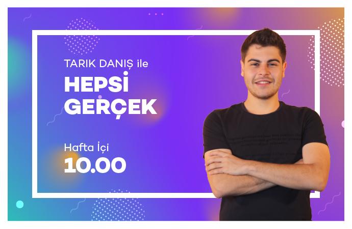 HEPSİ GERÇEK - 1. BÖLÜM