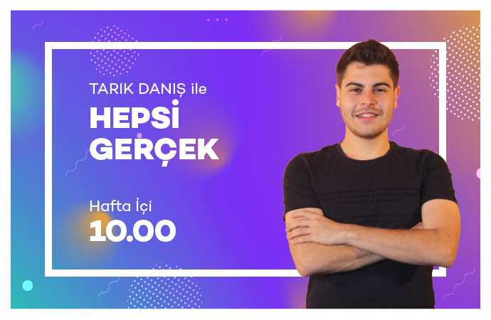 HEPSİ GERÇEK - 6. BÖLÜM