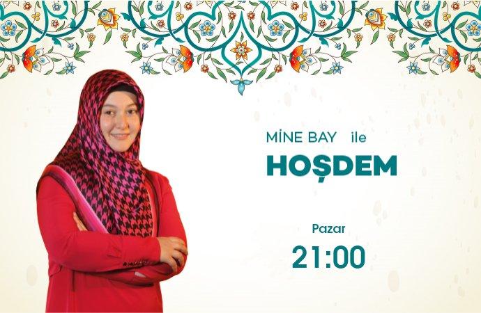 HOŞDEM - ZEYNEP BİNTİ CAHŞ 22 12 2019