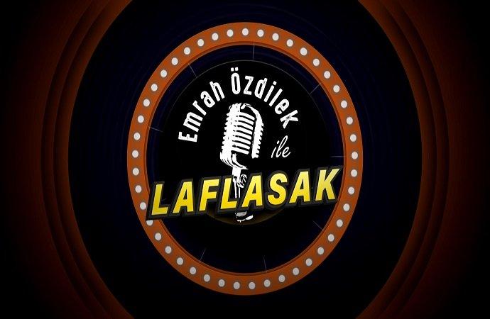 LAFLASAK ALTAŞ TV YAYIN SORUMLUSU FUNDA ALTAŞ ŞİMŞİT VE HABER MÜDÜRÜ GÖKHAN GÜL 10 04 2021