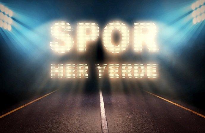 SPOR HER YERDE - DOLUNAY SPOR KULÜBÜ 04. 11. 2020